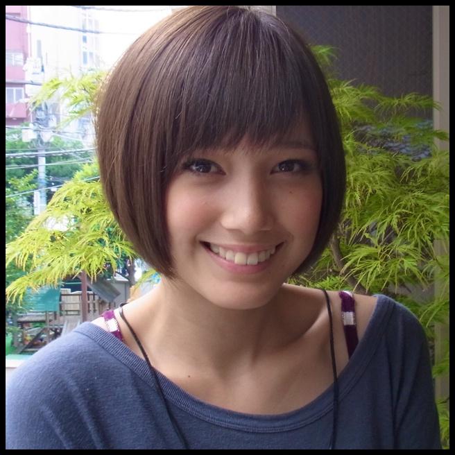 最新のヘアスタイル 本田の髪型 : 本田翼の水着カップ画像!髪型 ...